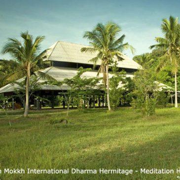 Vipassana 10 daagse retraite in Zuid Thailand