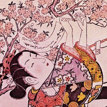 Haiku – de Japanse kerselaar –  Voltooid tegenwoordige toekomend  tijd